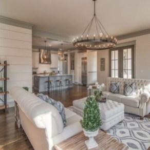 Stylish Fall Home Decor Ideas With Farmhouse Style 05
