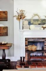 Stylish Fall Home Decor Ideas With Farmhouse Style 20