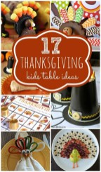 Stylish Thanksgiving Table Ideas 10