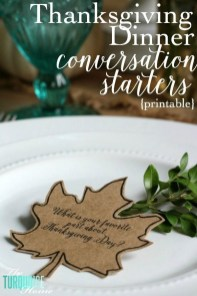 Stylish Thanksgiving Table Ideas 19