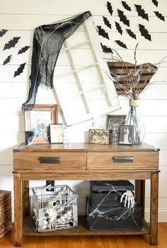 Unique Halloween Home Décor Ideas 18