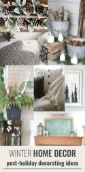Unique Winter Decoration Ideas Home 30