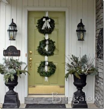 Unique Winter Decoration Ideas Home 36