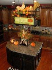 Wonderful Fall Kitchen Design For Home Decor Ideas 12