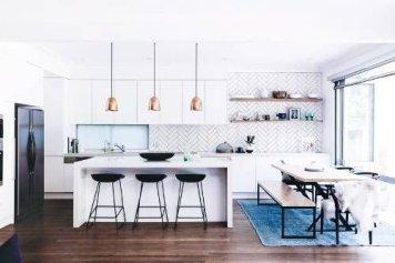 Wonderful Fall Kitchen Design For Home Decor Ideas 14