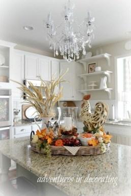 Wonderful Fall Kitchen Design For Home Decor Ideas 17