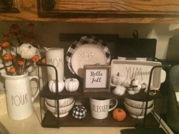 Wonderful Fall Kitchen Design For Home Decor Ideas 23