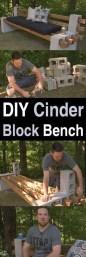 Astonishing Diy Cinder Block Furniture Decor Ideas 35