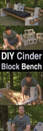 Astonishing Diy Cinder Block Furniture Decor Ideas 35