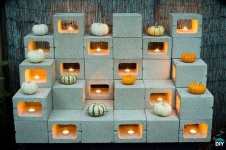 Astonishing Diy Cinder Block Furniture Decor Ideas 40