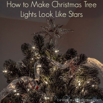 Easy Christmas Tree Decor With Lighting Ideas 31