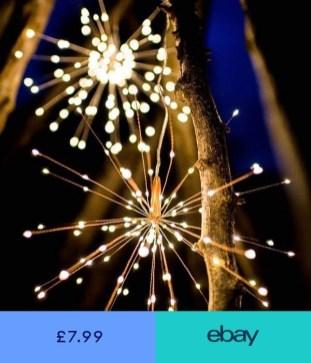 Elegant Christmas Lights Decor For Backyard Ideas 14