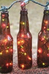 Elegant Christmas Lights Decor For Backyard Ideas 22