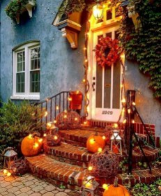 Elegant Christmas Lights Decor For Backyard Ideas 31