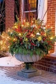Elegant Christmas Lights Decor For Backyard Ideas 43