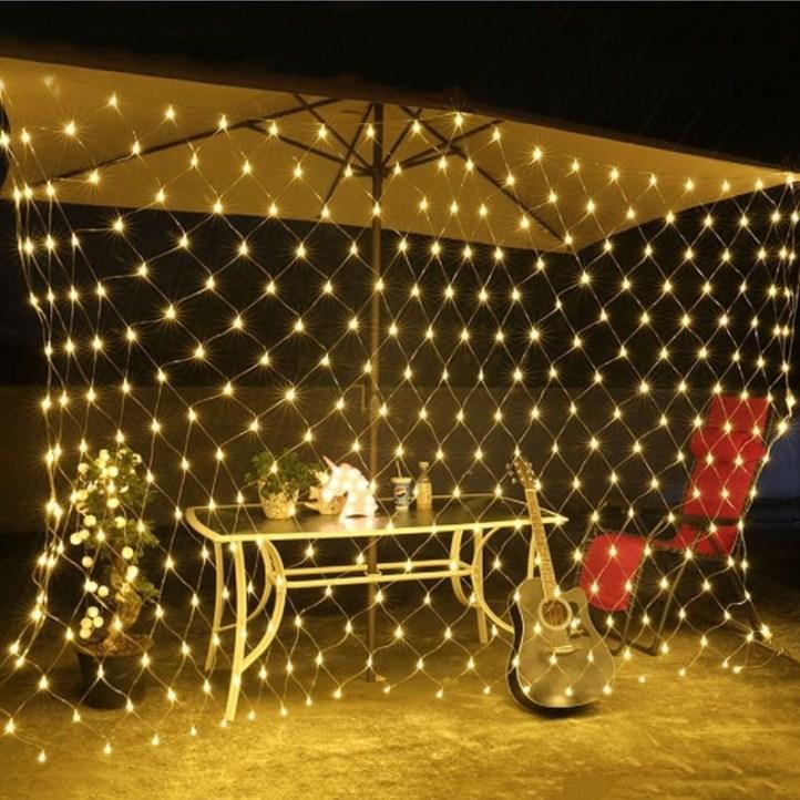 Extraordinary Outdoor Light Christmas Ideas 27