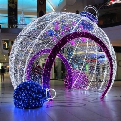 Extraordinary Outdoor Light Christmas Ideas 35