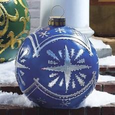 Extraordinary Outdoor Light Christmas Ideas 39