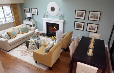 Luxurious Small Dining Room Decorating Ideas 38