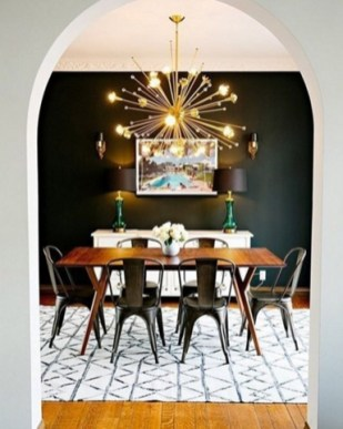 Luxurious Small Dining Room Decorating Ideas 42