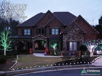 Marvelous Outdoor Lights Ideas For Christmas Decorations 04