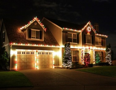 Marvelous Outdoor Lights Ideas For Christmas Decorations 19