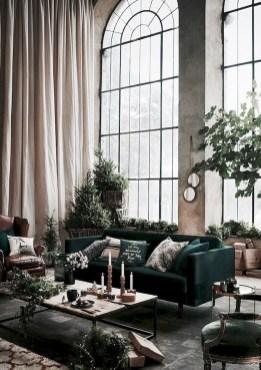 Minimalist Christmas Tree Ideas For Living Room Décor 22