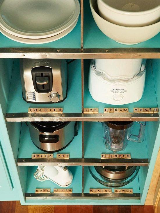 Minimalist Kitchen Area Firm And Diy Storage Ideas 09