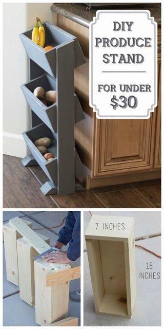 Minimalist Kitchen Area Firm And Diy Storage Ideas 10