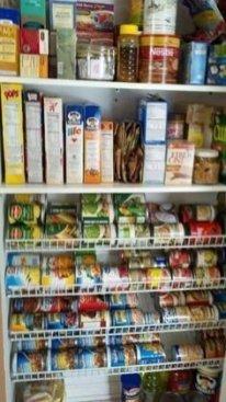 Minimalist Kitchen Area Firm And Diy Storage Ideas 22