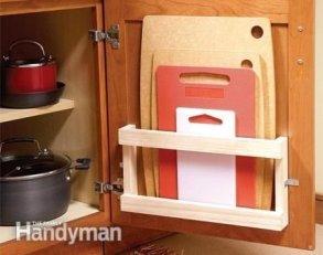 Minimalist Kitchen Area Firm And Diy Storage Ideas 33