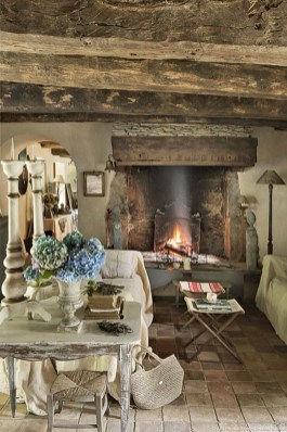Newest French Country Kitchen Decoration Ideas 06