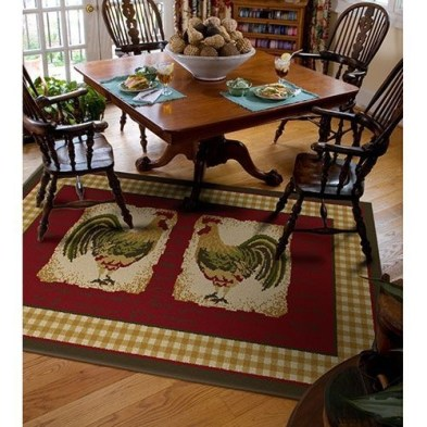 Newest French Country Kitchen Decoration Ideas 18