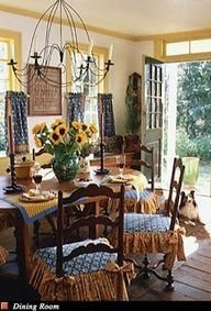 Newest French Country Kitchen Decoration Ideas 22