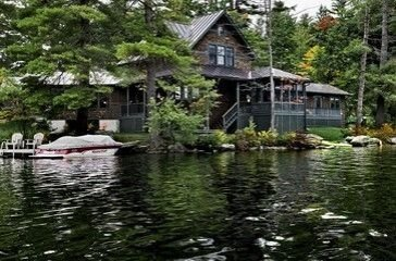 Outstanding Lake House Exterior Designs Ideas Will Totally Love 05