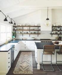Pretty Farmhouse Kitchen Makeover Ideas On A Budget 06