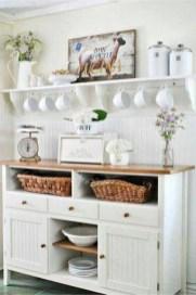 Pretty Farmhouse Kitchen Makeover Ideas On A Budget 41