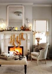 Stunning Fireplace Mantel Decor For Christmas Ideas 21