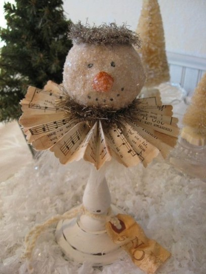 Stunning Paper Mache Ideas For Christmas 14