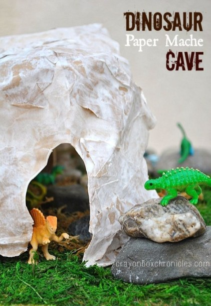 Stunning Paper Mache Ideas For Christmas 29