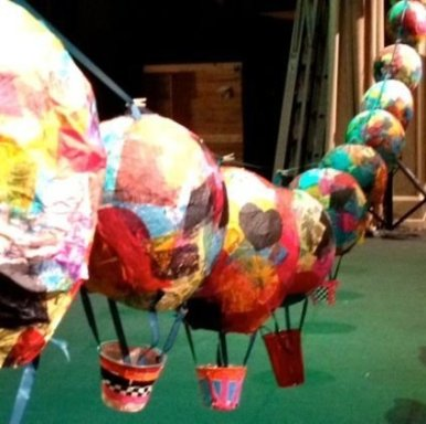 Stunning Paper Mache Ideas For Christmas 31