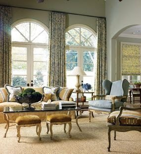 Stylish French Country Living Room Design Ideas 09