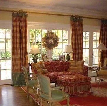 Stylish French Country Living Room Design Ideas 39