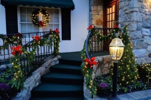 Amazing Front Porch Design Ideas For Valentines Day01