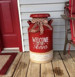 Amazing Front Porch Design Ideas For Valentines Day25