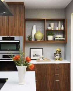 Attractive Mid Century Kitchen Designs Ideas14