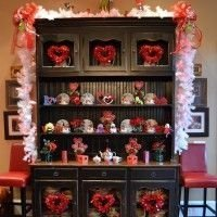 Awesome Flower Decoration Ideas For Valentines Day 05
