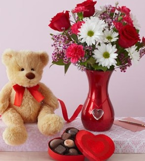 Awesome Flower Decoration Ideas For Valentines Day 17