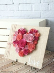 Awesome Flower Decoration Ideas For Valentines Day 19
