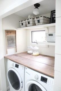 Best Small Laundry Room Design Ideas29